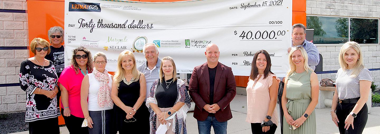 15th Annual Drum Marathon Raises $40,000 for Six Essential Services