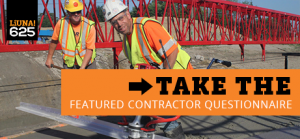 Featured Contractor Questionnaire