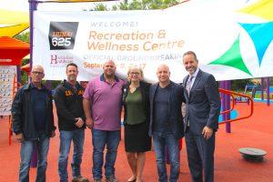 LiUNA!625 Proudly Supports Hôtel-Dieu Grace Healthcare's Innovative Community Initiative